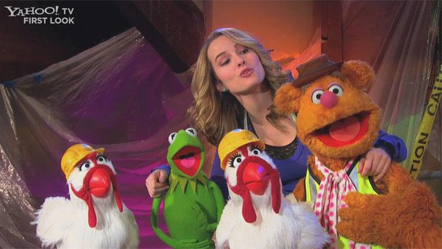 The Muppets on 'Good Luck Charlie'