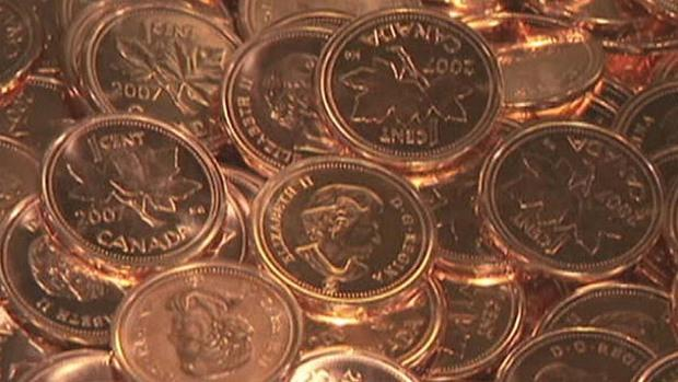 The penny is officially being phased out of circulation starting today.