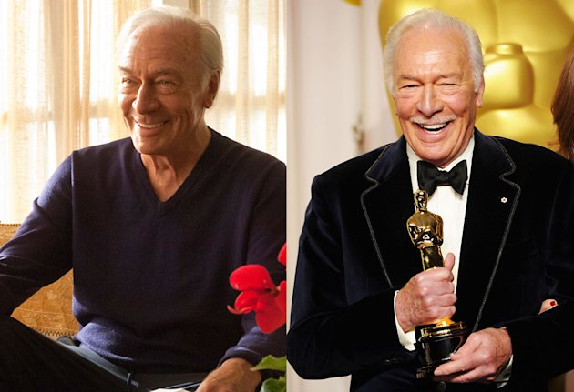 Christopher Plummer, Best Supporting Actor of 2011, &amp;#39;Beginners&amp;#39;