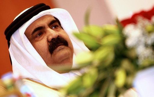 Qatari Emir Sheikh Hamad bin Khalifa al-Thani will become the first head-of-state to visit the Gaza Strip since Hamas seized control of the territory in 2007. The visit shows he is backing Hamas rulers over the Western-backed Palestinian Authority of president Mahmud Abbas, an Israeli official has told AFP