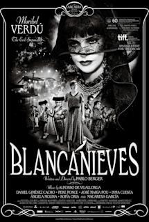 Poster of Blancanieves