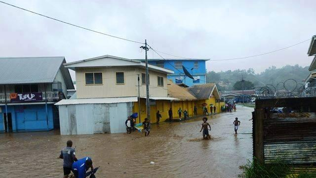 Solomon Islands Floods Leave Many Dead and 10,000 Homeless