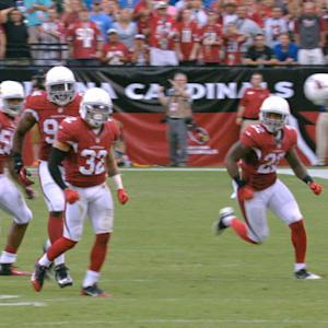 Arizona Cardinals safety Tyrann Mathieu making headlines