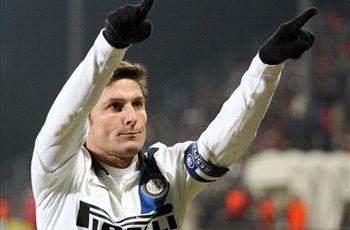 Zanetti: I could return this month