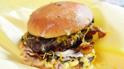 Houston's Most Iconic Burgers