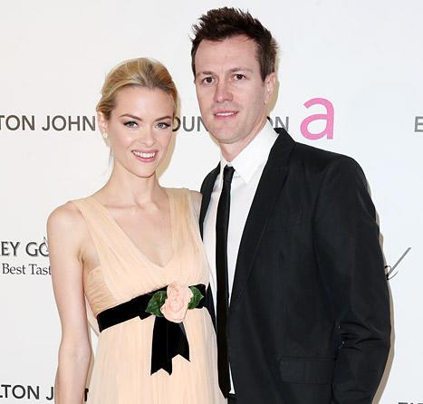 Jaime King Gives Birth to Baby Boy, Husband Kyle Newman Shares Adorable Hand Photo