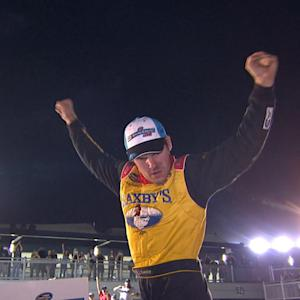 Townley grabs first career NCWTS win in Vegas