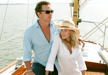 Matthew McConaughey and Sarah Jessica Parker in Paramount Pictures' Failure to Launch