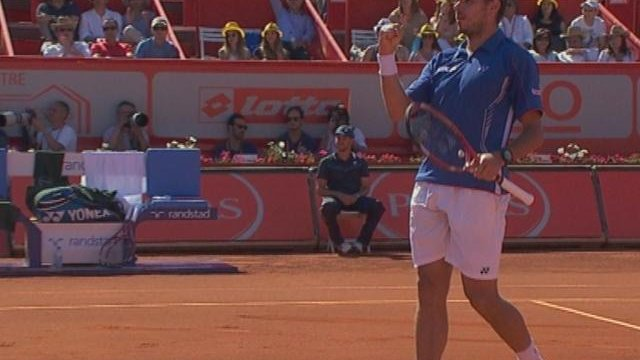 Wawrinka crushes Ferrer for Estoril title