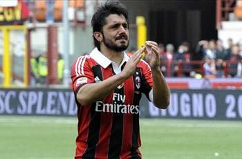 Gattuso: Nesta and I left AC Milan because Allegri no longer wanted us
