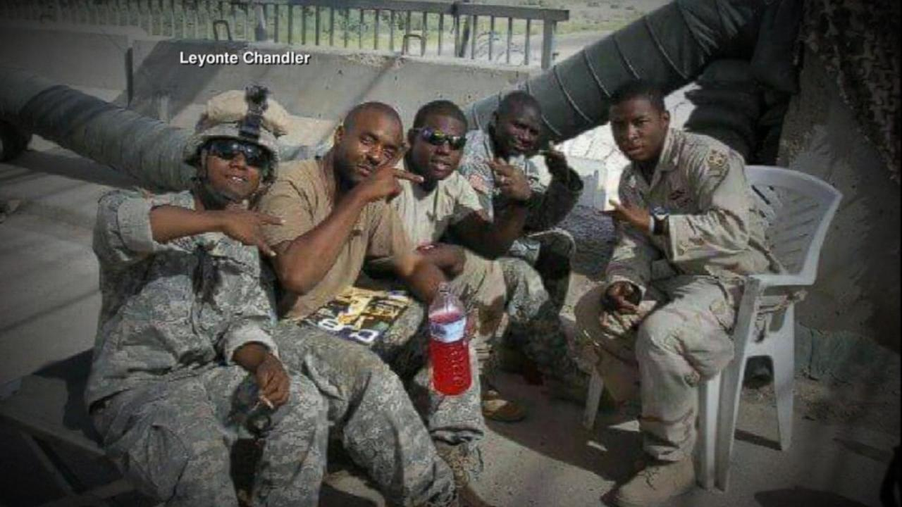 Iraq War veteran killed at Planned Parenthood was trying to save others, his family says