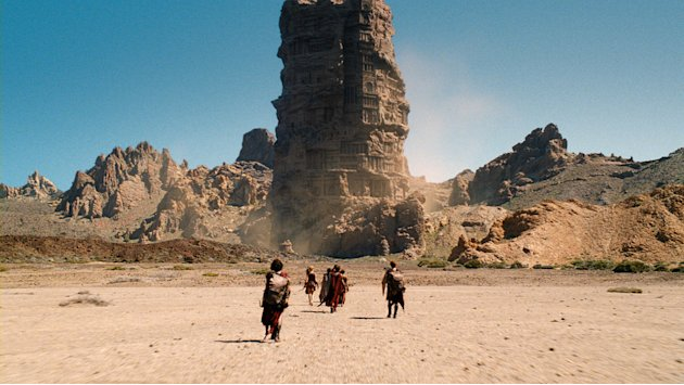 A still from the Warner Bros movie Wrath of the Titans