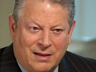 Gore: 'Changes Will Continue to Unfold'