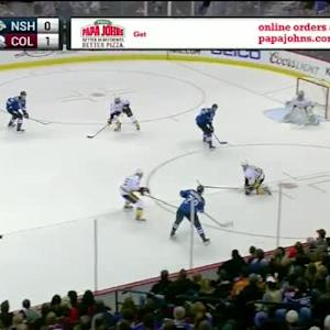 Marek Mazanec Save on Nathan MacKinnon (08:30/2nd)