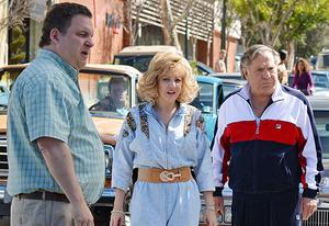 Jeff Garlin, George Segal, Wendi McLendon-Covey | Photo Credits: Eric McCandless/ABC