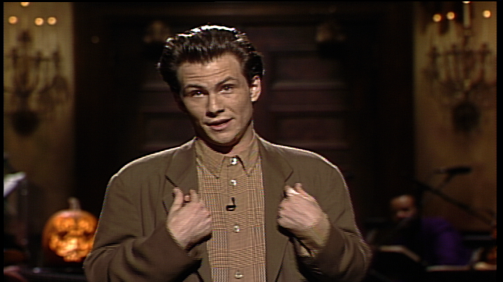 Christian Slater Monologue: An Important Point