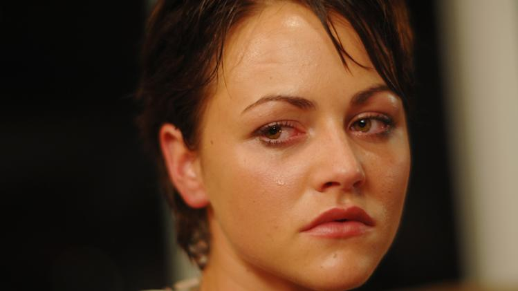 Jaime Winstone Donkey Punch Production Stills Magnet 2009