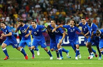 Worns surprised by Italy's attacking football at Euro 2012