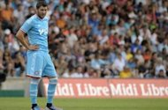 Gignac laments broken foot &#39;bad luck&#39;