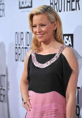 """Elizabeth Banks steps out at the premiere of """"Our Idiot Brother"""" on August 16, 2011 in Los Angeles -- Getty Images"""