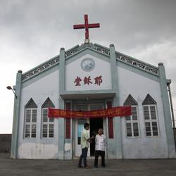 Chinese Christian Pastor Sentenced To One Year In Prison After Protesting Forced Cross Removals