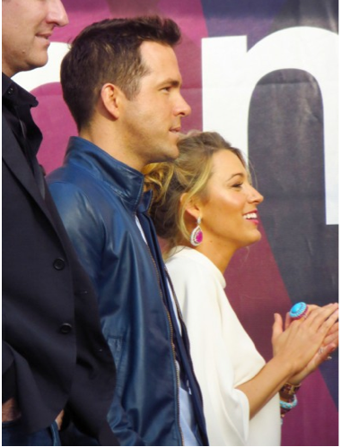 Blake Lively marrying Ryan Reynolds