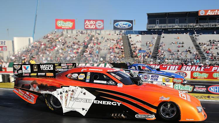 NHRA: Winternationals-Qualifying