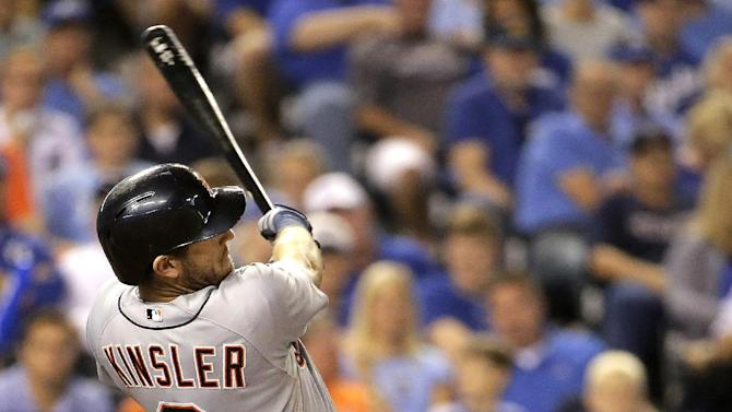 Tigers pound Royals 10-1 to pad AL Central lead