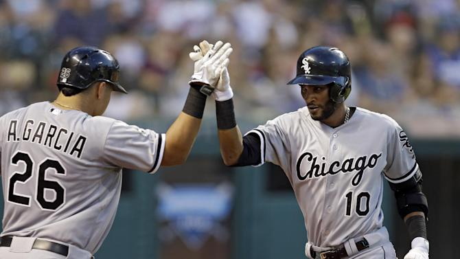 Indians edge White Sox 2-1 in 10 innings