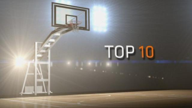 Euroleague Top 10: Circus-Shots und Putback-Dunks