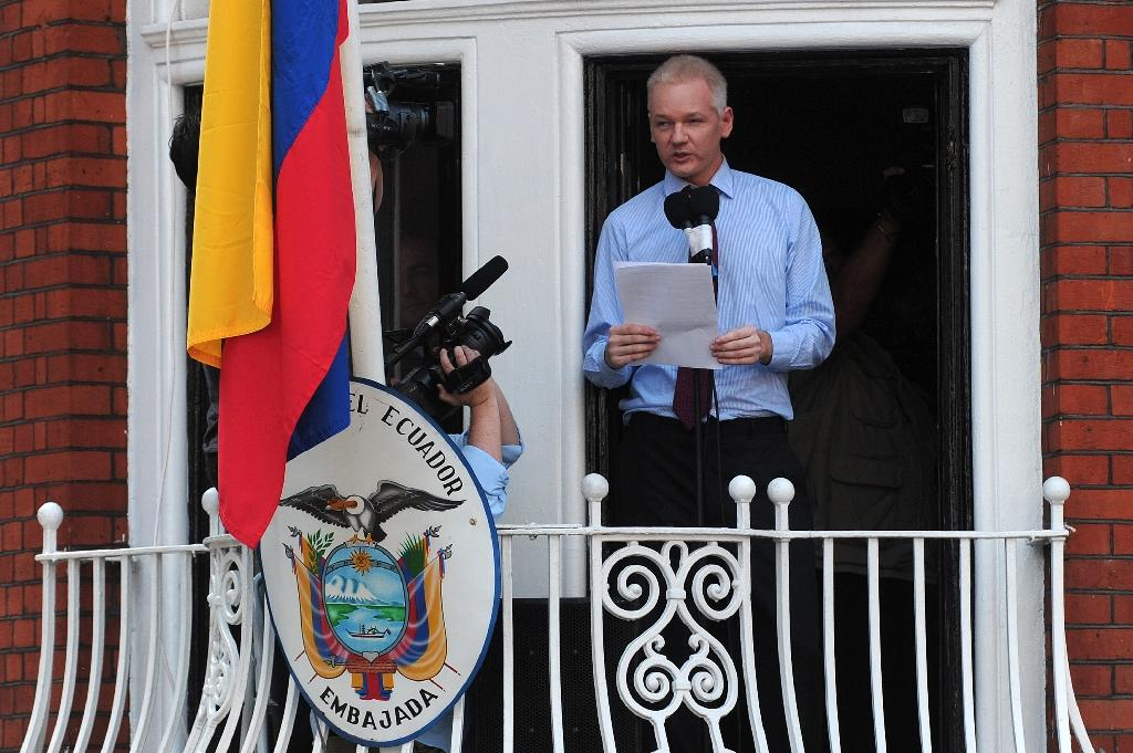 Sweden eyes Ecuador deal by year-end, paving way for Assange probe