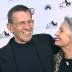 Leonard Nimoy's Wife Extremely Calm in 9-1-1 Call