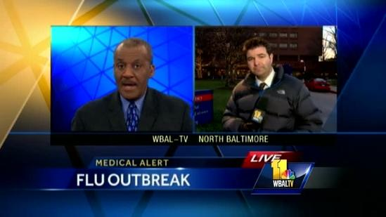 Maryland's flu season worst since 2009