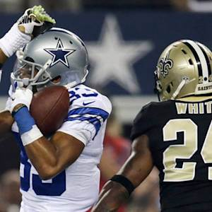 Dallas Cowboys wide receiver Terrance Williams 6-yard TD catch