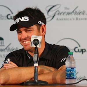 Louis Oosthuizen remarks on the festivities around The Greenbrier