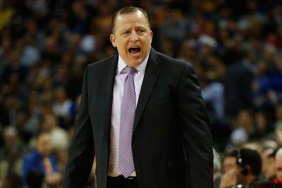 This might be Tom Thibodeau's last season with the Bulls