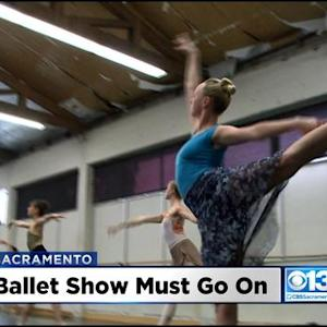 Laid Off Sacramento Ballet Dancers Pitch In For One Last Performance