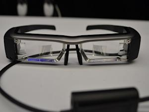 Futuristic Epson Moverio BT-200 Glasses Put Android All Around You