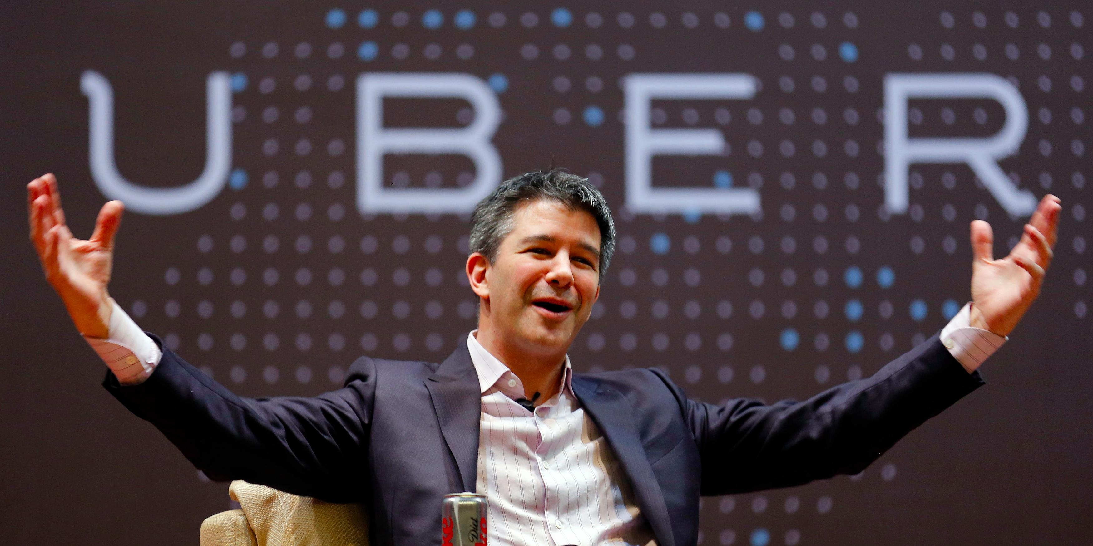 We're getting a glimpse of the real Uber — and it's a big surprise