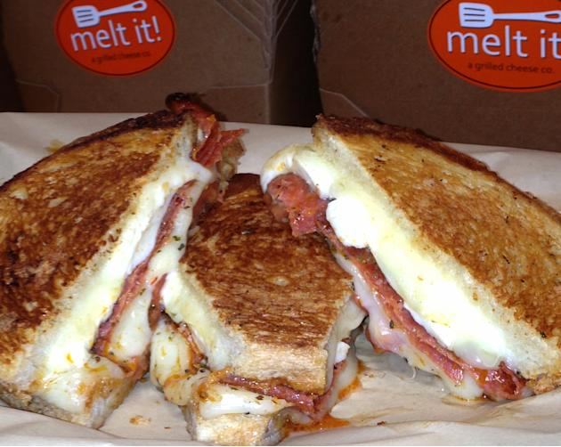 Best Grilled Cheese Sandwiches in the US