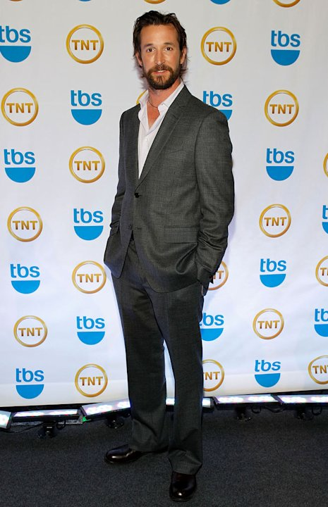 Noah Wyle attends the TEN Upfront presentation at Hammerstein Ballroom on May 19, 2010 in New York City.