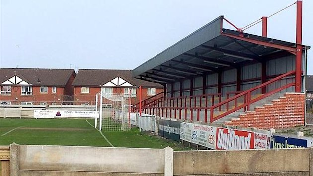 Fleetwood Town's Highbury Stadium