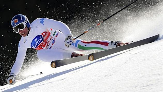 Alpine Skiing - Marsaglia wins Beaver Creek Super-G