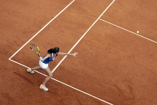 TENNIS-FED CUP-ITA-CZE