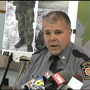 Police: Ambush Suspect Was Military Re-enactor
