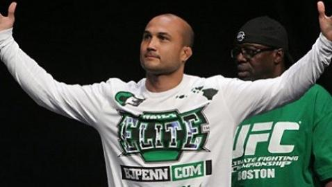 Anderson Silva Says BJ Penn is the Greatest Mixed Martial Artist of All Time