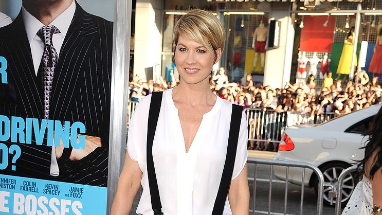 Horrible Bosses 2011 LA Premiere Jenna Elfman