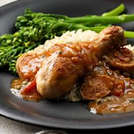 Yummy chicken recipes are always good inspiration for creating a healthy dinner.