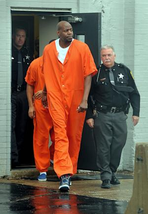 Former NBA player gets 8 years in Illinois prison