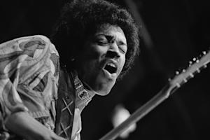 Weekend Rock Question: What Is the Greatest Jimi Hendrix Song?